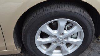 車のタイヤを安く交換する方法